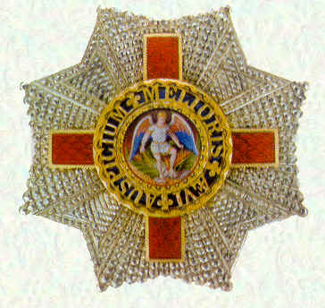 Star of Knights Commander of the Most Distinguished Order of St Michael and St George