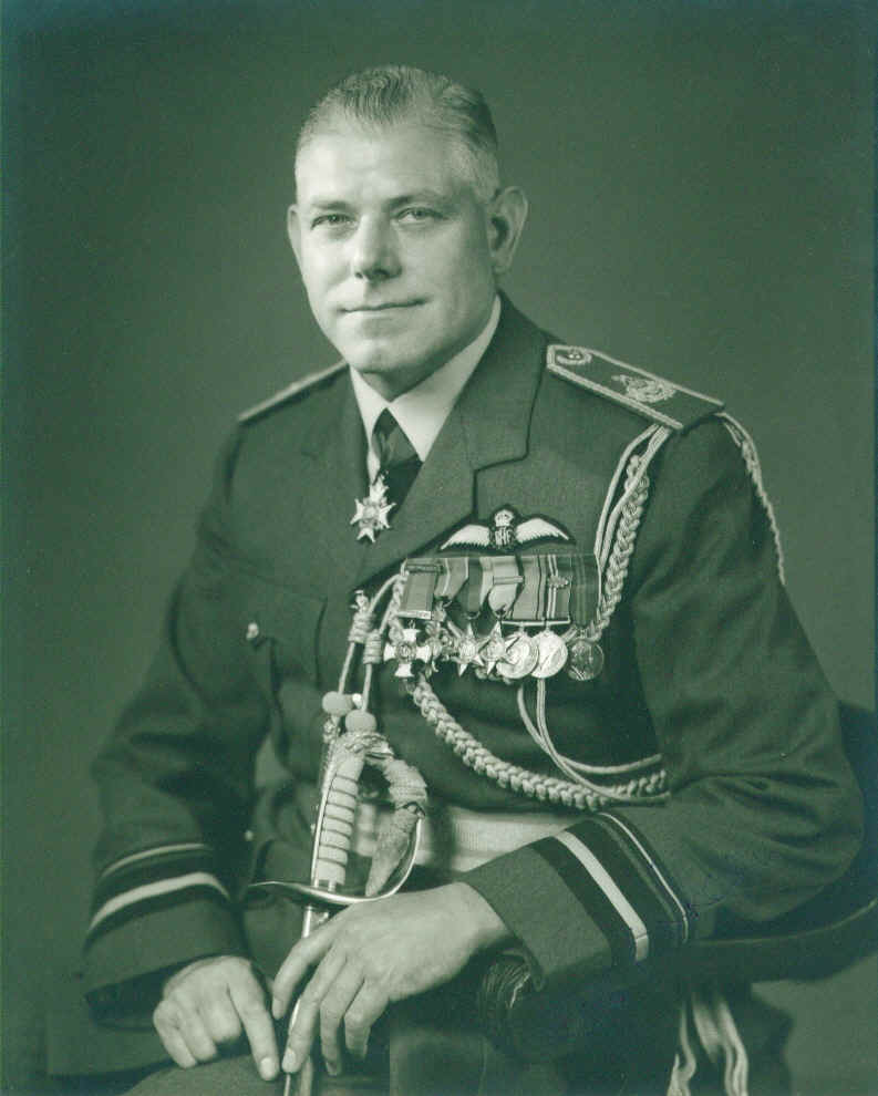 Air Vice-Marshal Walter Sheen