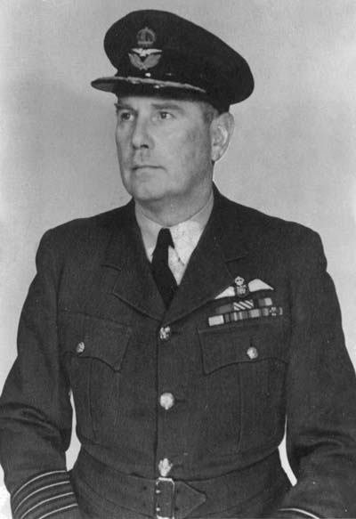 Air Commodore G T Jarman
