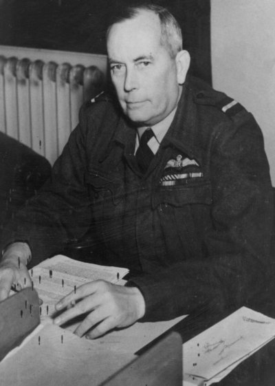 Air Commodore C Mc C Vincent