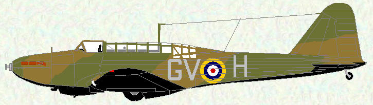Battle I of No 103 Squadron