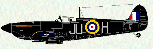 Spitfire VB of No 111 Squadro