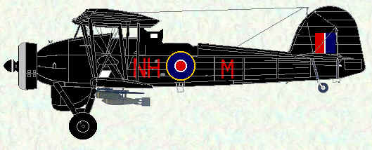 Swordfish III of No 119 Squadron