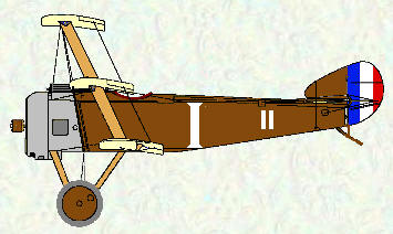 Sopwith Triplane of No 1 Squadron RNAS