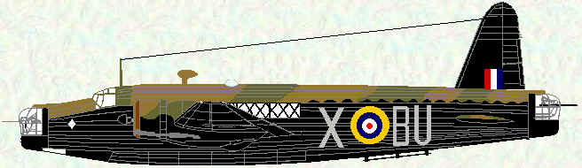 Wellington IC of No 214 Squadron