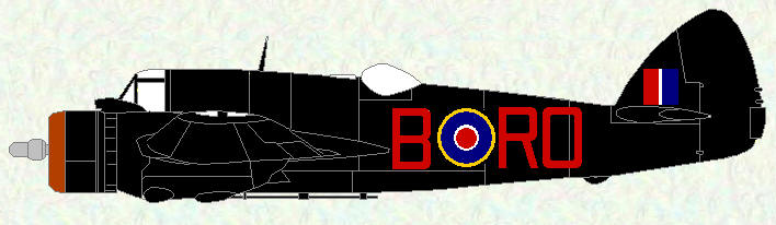 Beaufighter IF of No 29 Squadron