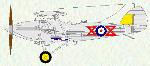 Demon of No 29 Squadron