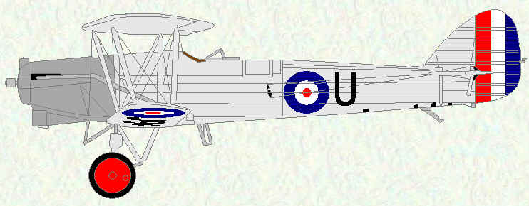 Horsley of No 36 Squadron