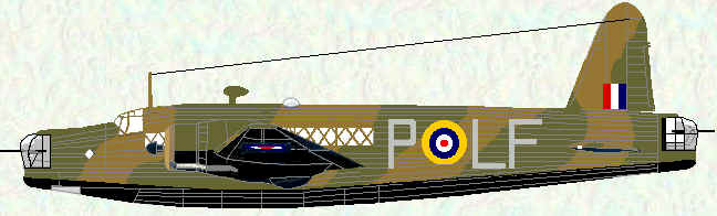 Wellington IA of No 37 Squadron