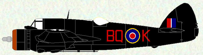 Beaufighter VI of No 600 Squadron