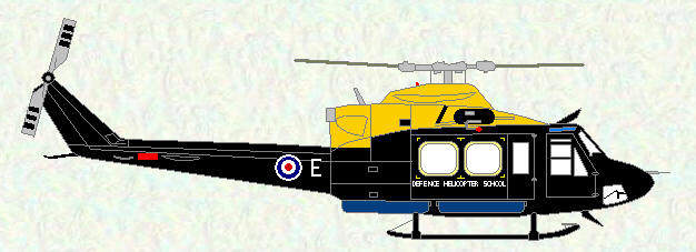 Griffin HT Mk 1 of No 60 Squadron