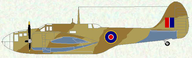 Baltimore II as used by No 14 Squadron