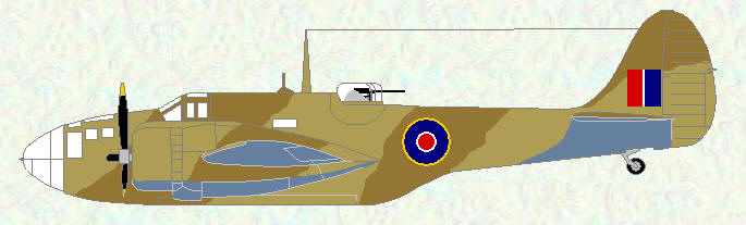 Baltimore IV as used by No 52 Squadron