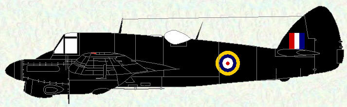 Beaufighter IIf