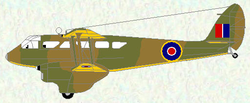 Dominie I as used by No 526 Squadron