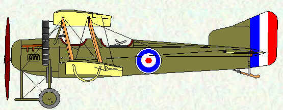 Armstrong Whitworth FK8