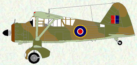 Lysander III as used by No 116 Squadron
