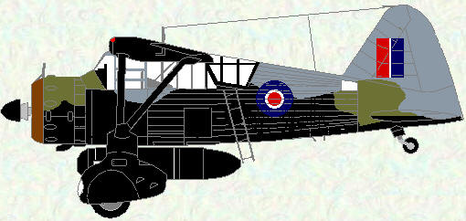 Lysander IIIA (SD) as used by No 138 Squadron