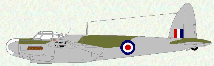 Mosquito NF Mk 36