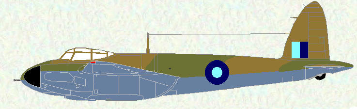 Mosquito VI (early scheme)