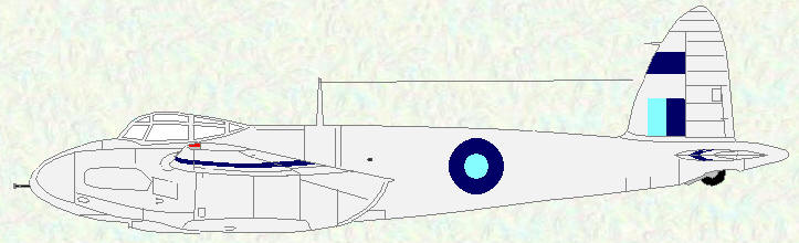 Mosquito VI (later scheme)