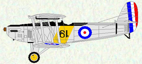 Blackburn Ripon of No 812 Squadron