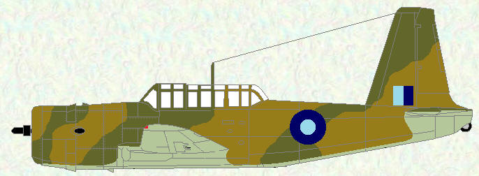 Vengeance as used by No 45 Squadron