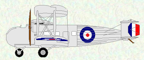 Vernon I as used by No 45 Squadron