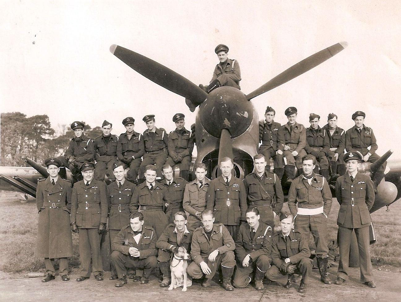 No. 174 Squadron RAF
