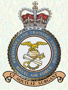 Personnel and Training Command badge