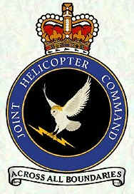 Joint Helicopter Command badge